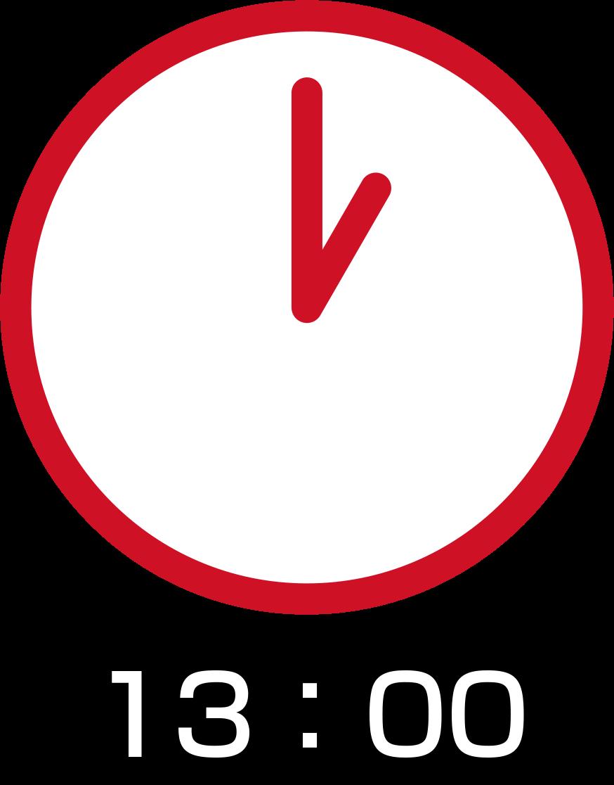 13:00PM